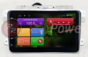 Штатная магнитола RedPower 21004B8 для Volkswagen Eos, Golf, Passat B6, B7, CC, Multivan, Tiguan Android 6.0.1 (Marshmallow)