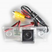 Камера заднего вида Prime-X CA-9583 для Skoda Yeti 2009-2013, Fabia I-II 1999-2013
