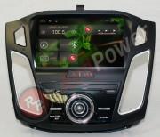 Штатная магнитола RedPower 21150B для Ford Focus 3 на базе OS Android 6.0 (Marshmallow)