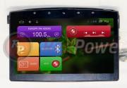 Штатная магнитола RedPower 21242B для Kia Sorento 2015+ на базе OS Android 6.0 (Marshmallow)