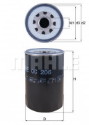 Оливний фільтр KNECHT OC206