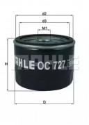 Масляный фильтр KNECHT OC727