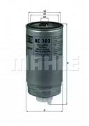Топливный фильтр KNECHT KC103