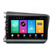 Штатная магнитола Torssen для Honda Civic 2012+ (Android)