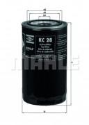 Топливный фильтр KNECHT KC28