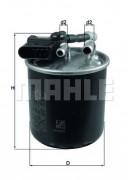 Топливный фильтр KNECHT KL913