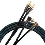 Межблочный кабель двойная изоляция Kicx DRCA21 (1м)
