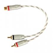 Межблочный кабель витая пара Kicx MRCA02M (0,25м)