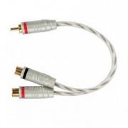 Межблочный кабель витая пара Kicx MRCA02Y (0,25м)