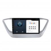 Штатная магнитола Torssen для Hyundai Accent 2017+ (Android)
