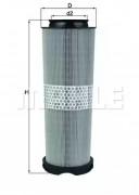 Воздушный фильтр KNECHT LX10201
