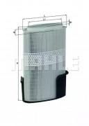 Воздушный фильтр KNECHT LX10096