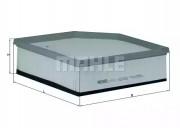 Воздушный фильтр KNECHT LX16071