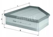Воздушный фильтр KNECHT LX1640