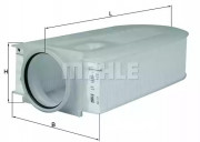 Воздушный фильтр KNECHT LX16861