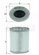 Воздушный фильтр KNECHT LX2790