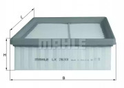 Воздушный фильтр KNECHT LX2633