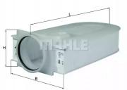 Воздушный фильтр KNECHT LX1833