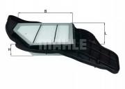 Воздушный фильтр KNECHT LX16845