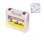 Аптечка Автомобильная-1 / АвтоПрофи АМА-1 + охлаждающий контейнер