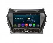 Штатная магнитола Incar AHR-2483 для Hyundai Santa Fe 2013 (ix45) на базе OS Android 5.1