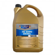 Моторное масло Aveno HC-SHPD Diesel 10W-40