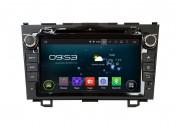 Штатная магнитола Incar AHR-3683 для Honda CR-V 2007-2011 на базе OS Android 5.1
