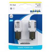 Комплект светодиодов Narva Range Power LED 18007 (P21W / BA15S)