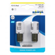 Комплект светодиодов Narva Range Power LED 18008 (P21/5W / BAY15D)