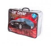 Тент для автомобиля Vitol CC13402 (серый цвет)