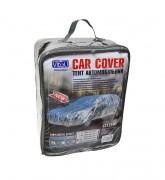 Тент для автомобиля Vitol CC13501 (серебристый цвет)