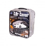 Тент для автомобиля Vitol HC13403 (серый цвет)