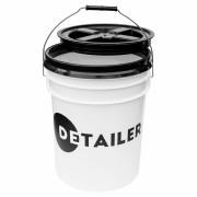 Набор для ручной мойки автомобиля Detailer Car Wash Bucket SET (DECWBS003)