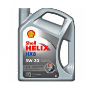 Моторное масло Shell Helix HX8 ECT 5W-30