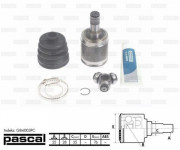 ШРУС PASCAL G84003PC