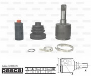 ШРУС PASCAL G7X024PC