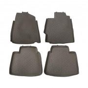 Коврики резиновые в салон Star Diamond ''01-07'' для Toyota Corolla