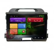 Штатная магнитола RedPower 21074BIPS для Kia Sportage R на базе OS Android 6.0 (Marshmallow)