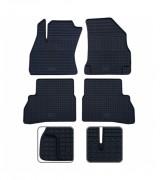 Коврики резиновые в салон ''P/A'' для Fiat Doblo (2) 2010+, Doblo Cargo 2010+, Opel Combo 2011+