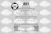 Пыльник ШРУС SASIC 1900003