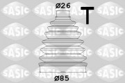 Пыльник ШРУС SASIC 1904021