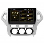 Штатная магнитола Incar DTA-3002 DSP для Ford Mondeo 2007-2011 (Silver) Android 10