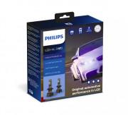 Комплект светодиодов Philips Ultinon Pro9000 LED-HL 11972U90CWX2 (H7)