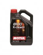 Motul Моторное масло Motul 8100 X-Clean+ 5W30