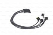 Комплект высоковольтных проводов зажигания BOSCH 0986357257