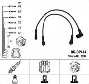 Комплект высоковольтных проводов зажигания RC-OP414 NGK 0784