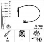 Комплект высоковольтных проводов зажигания RC-FD536 NGK 0631