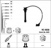 Комплект высоковольтных проводов зажигания RC-NE08 NGK 9405