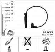 Комплект высоковольтных проводов зажигания RC-DW302 NGK 8276