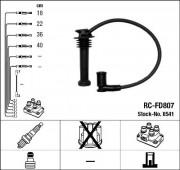 Комплект высоковольтных проводов зажигания RC-FD807 NGK 8541